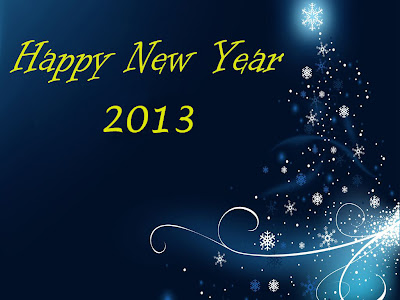 Happy New Year Cards 2013
