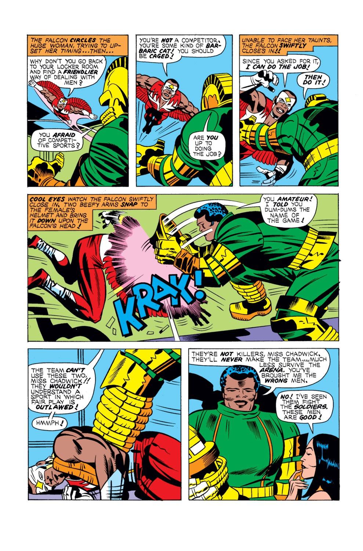 Captain America (1968) Issue #195 #109 - English 16