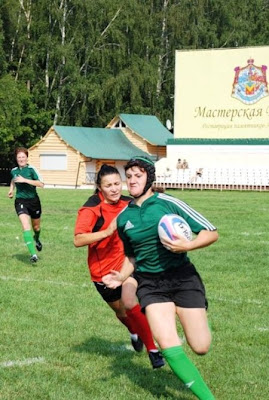 Female Rugby