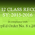 K to 12 Class Record (Grading Sheet) SY 2015-2016 - Download, Edit, Customize