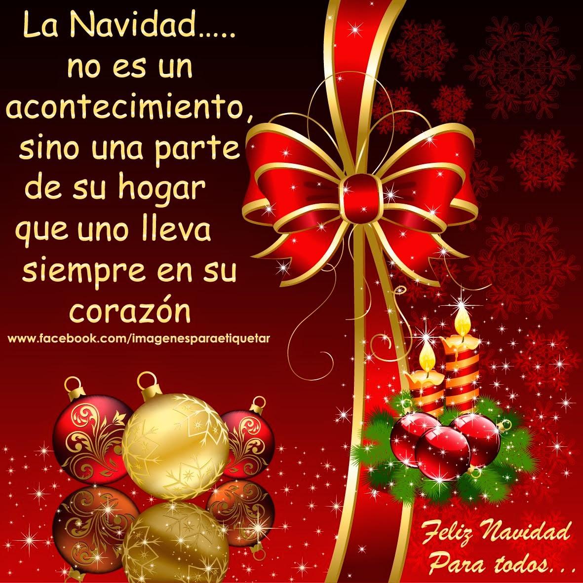 Mensajes de navidad para amigos tarjetas de navidad - Felicitaciones navidad bonitas ...