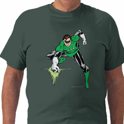Green Lantern Fight Shirt!