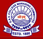 D.A.V Public School Ghatikla Logo