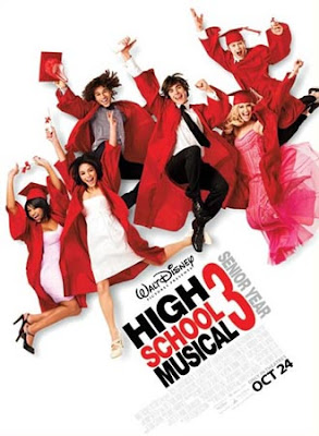 Ver High School Musical 3: La Graduacion (2008)  Audio Latino