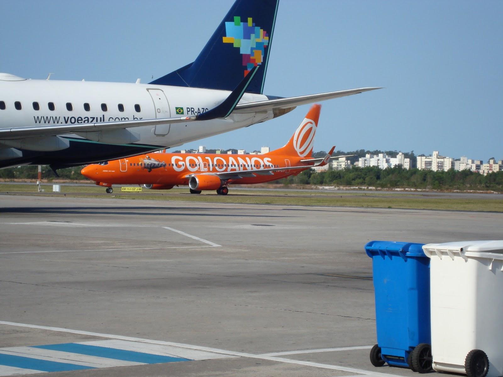 Aeroporto Vix : Sbvt on line aeroporto de vitÓria es pintura comemorativa
