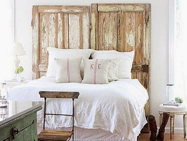 Conseils d co et relooking id es simples et cr atives - Tete de lit porte ...