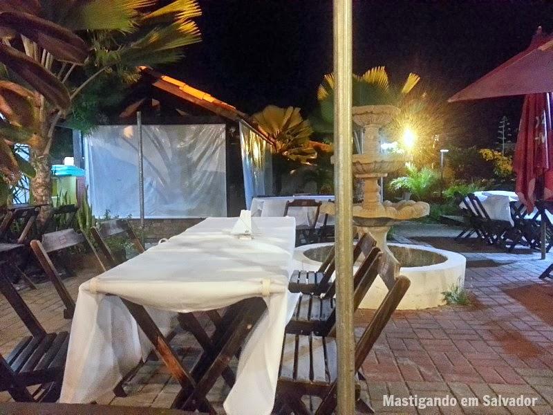 Mar Adentro Restaurante: Ambiente