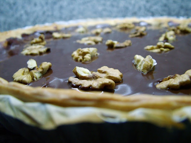 Pastel de Chocolate y Nueces Thermomix