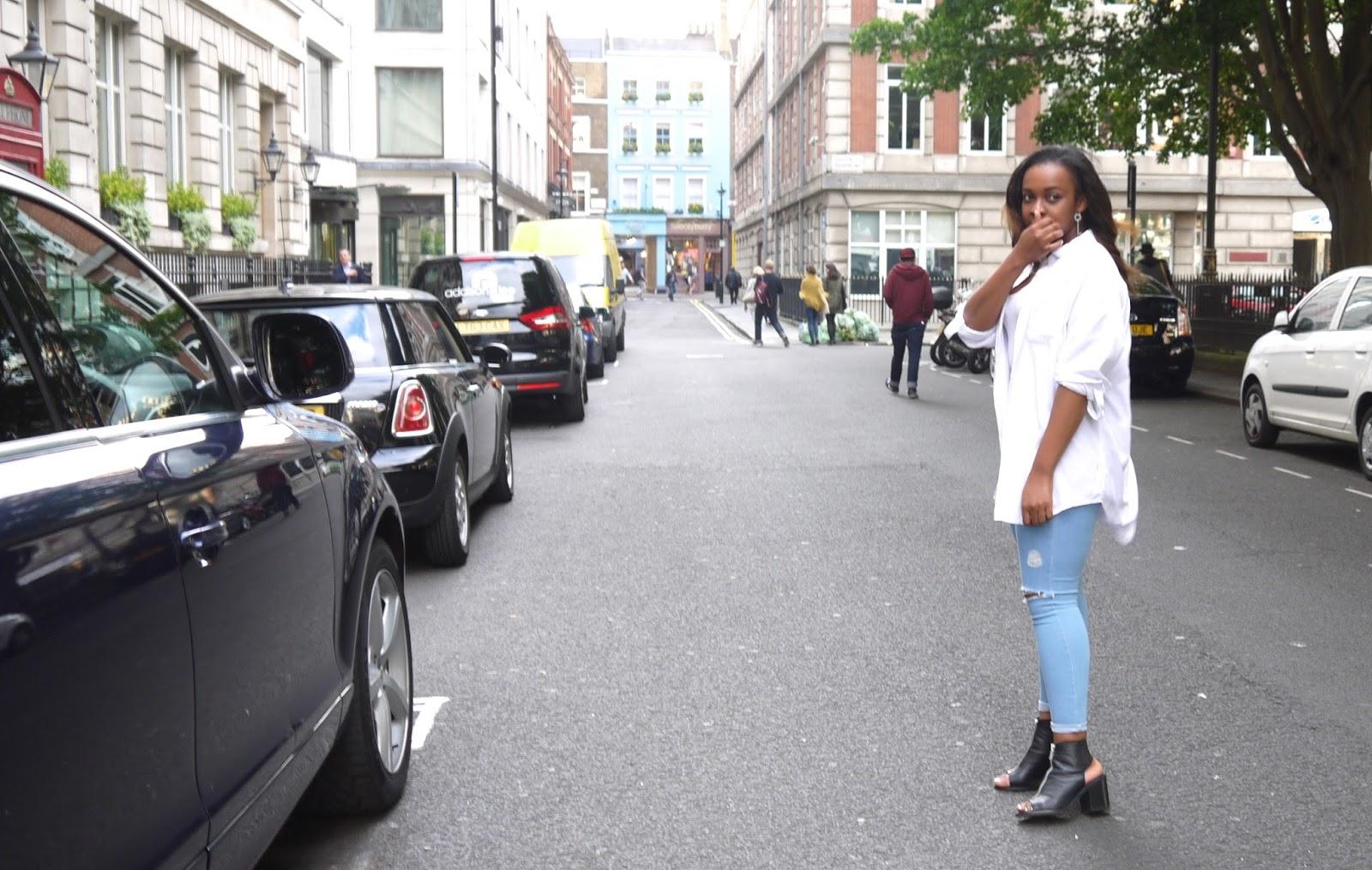 new look oversized white t-shirt tiptop light blue joni jeans new look zip premium heels la mode d'emm