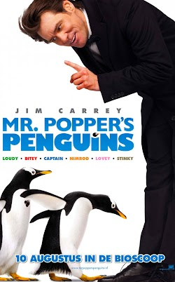 Bầy Cánh Cụt Nhà Poppers - Mr. Popper's Penguins (2011) Poster