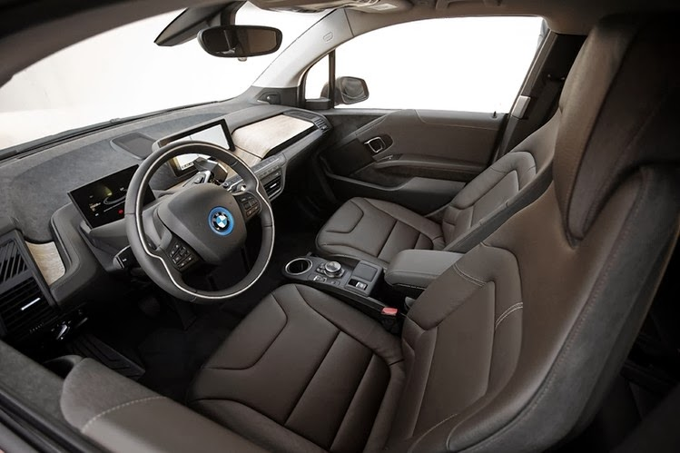 """the electric bmw i3: us i3 orders limited to special """"launch"""