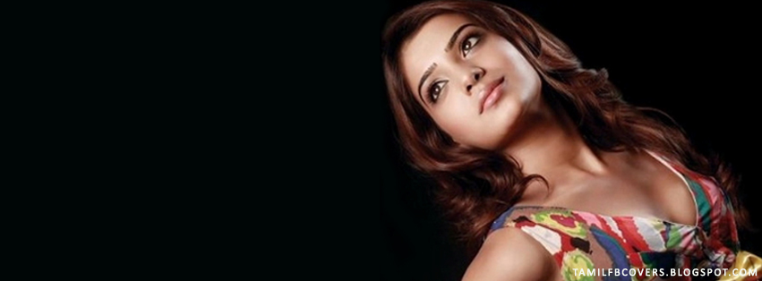 My india fb covers hot actress samantha telugu actress for Hot fb pictures