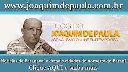 Blog referência em Paranavaí