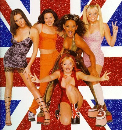 Spice Girls Youtube