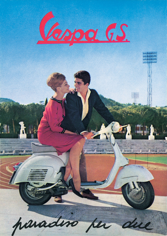 1981 HONDA Passport Scooter Advert Vintage PRINT AD Mom