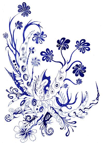 Plein de plantes =D Fleurs+bleues+9