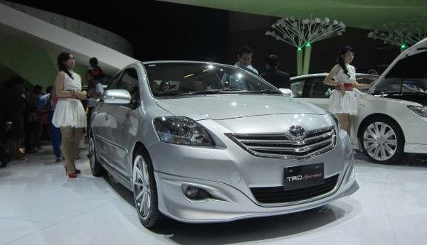 Toyota New Vios TRD Sportivo
