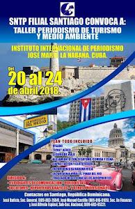Sindicato Nacional de Trabajadores de la Prensa filial Santiago vuelve a Cuba.