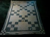 1st Full-size Quilt