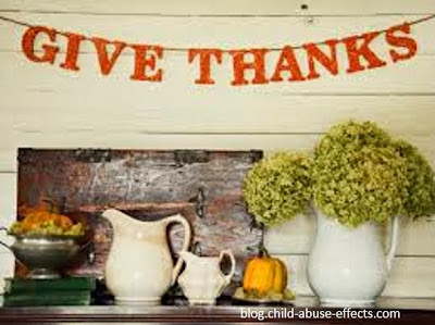 3 Ways to Bring the Thanks Back to Thanksgiving