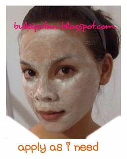 Masker Pasta/Lotion/Cream