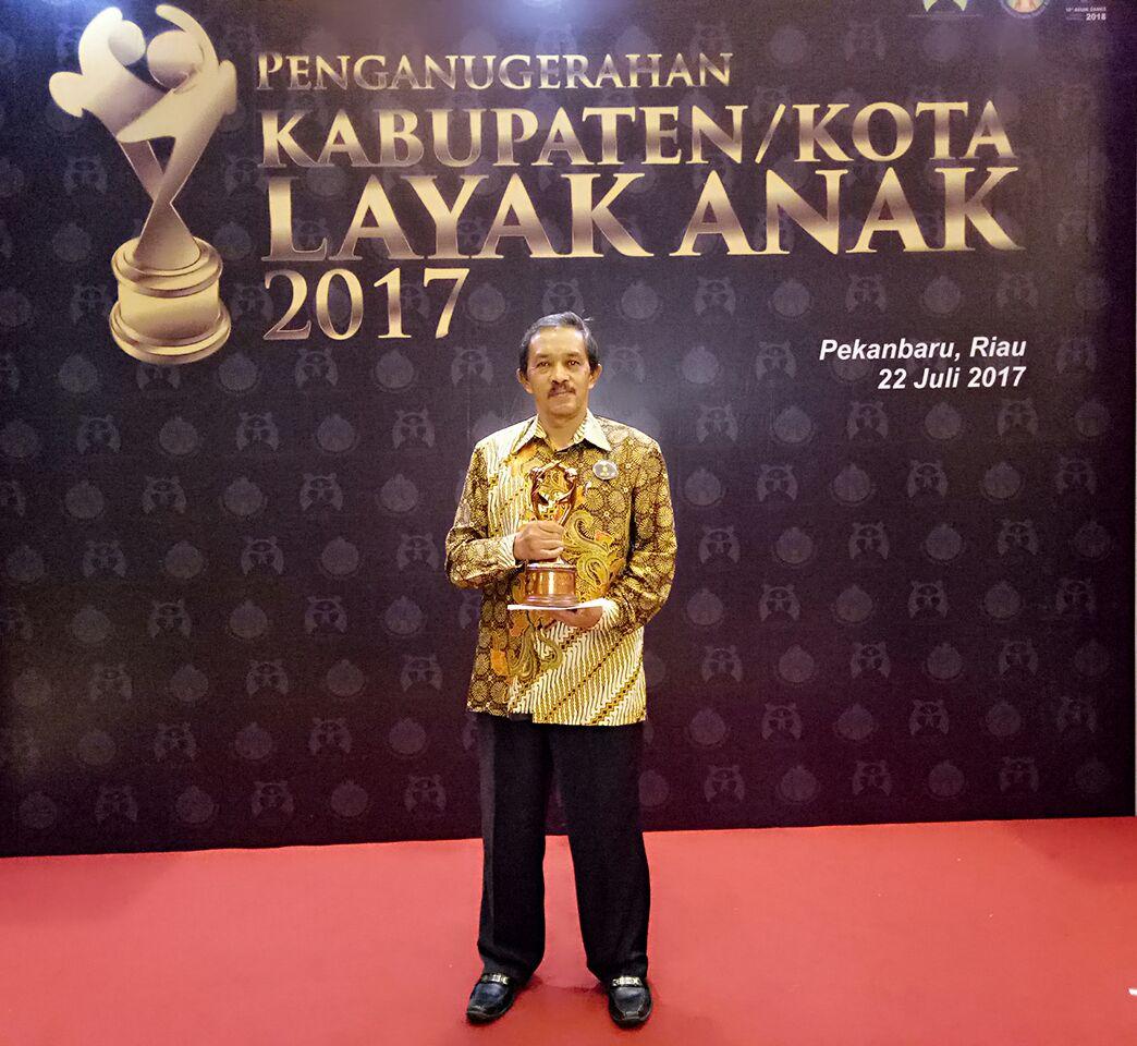 Penghargaan KLA Kabupaten Magetan