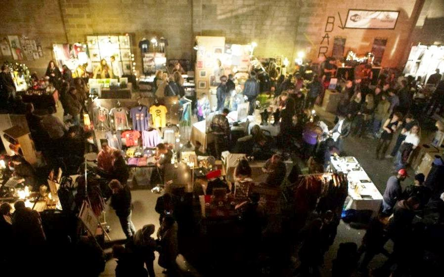 Brooklyn Night Bazaar em Nova York