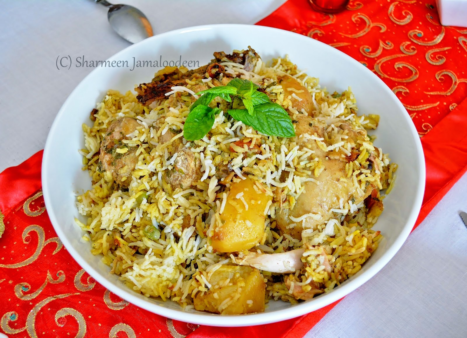 Following The Positive Response From The Mauritian Beef Biryani, I Decided  To Post The Recipe For The Mauritian Chicken Biryani For All Those Who Does  Not