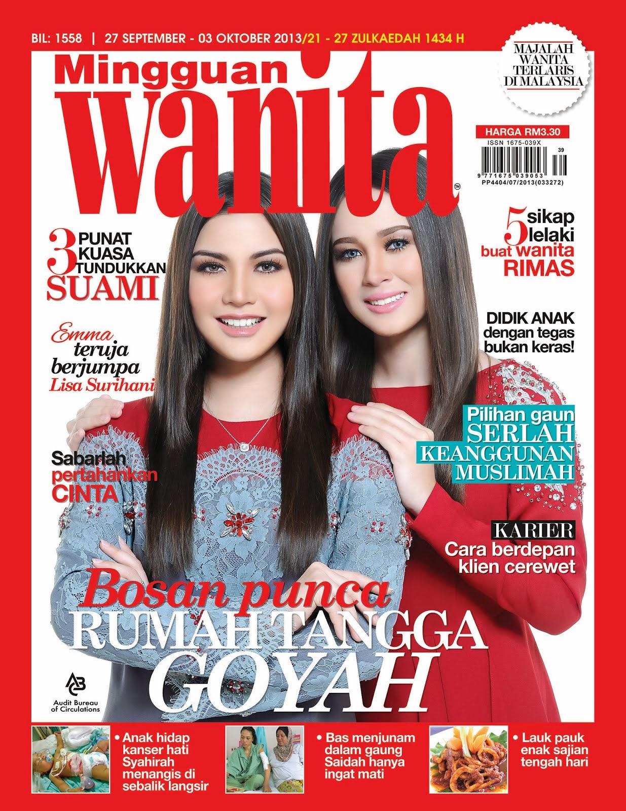 Cover Mingguan Wanita