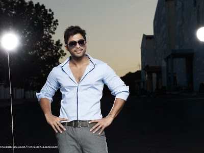 Allu arjun latest photo shoot
