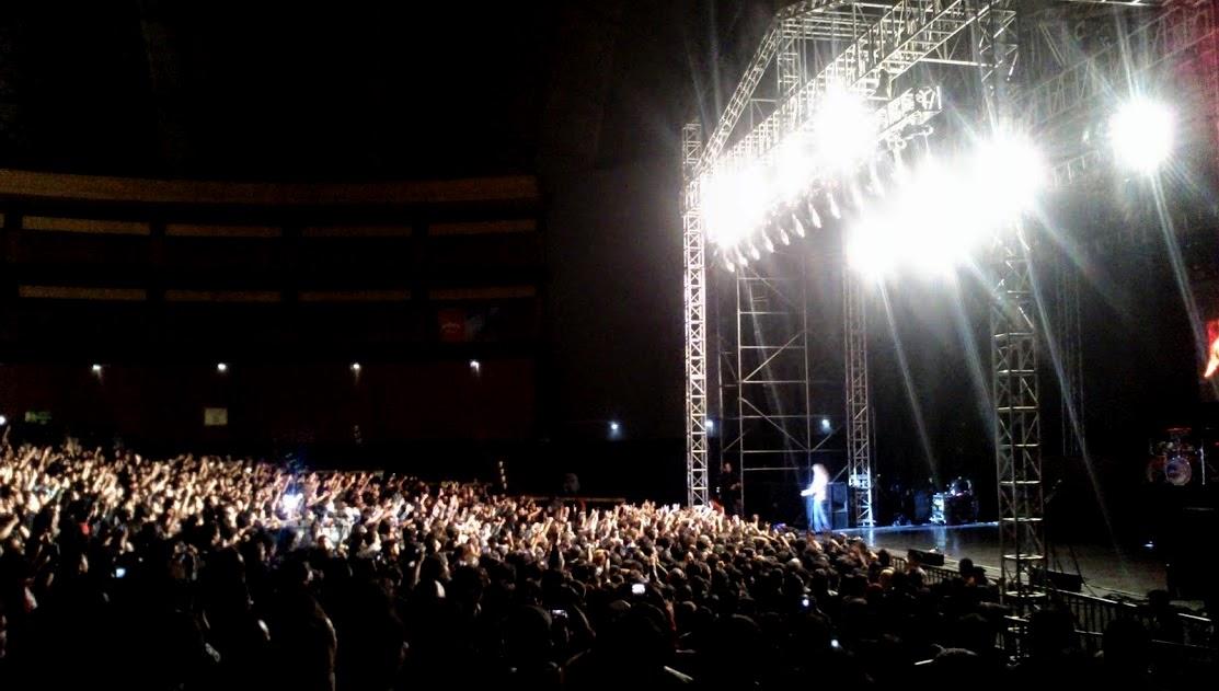 #Megadeth 2014