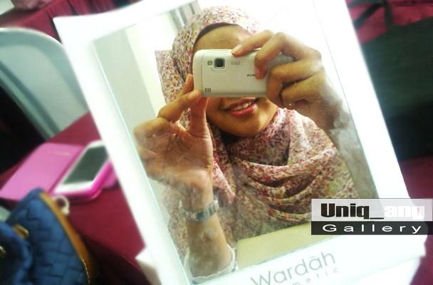 Beauty Class With Wardah Cosmetic At Golden Kediri