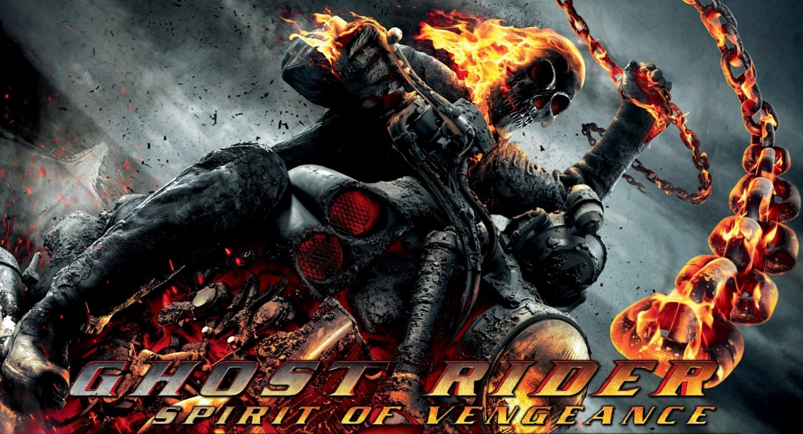 ghost rider 2 spirit of vengeance full movie watch online ~ latest