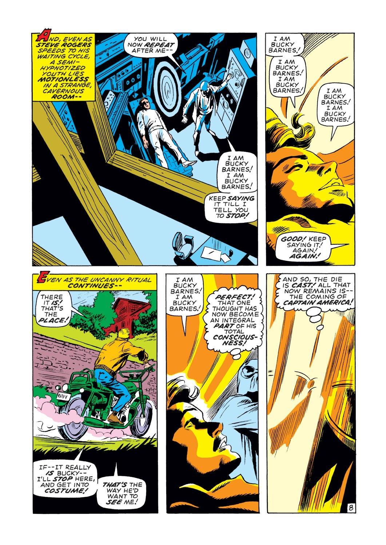 Captain America (1968) Issue #131 #45 - English 9