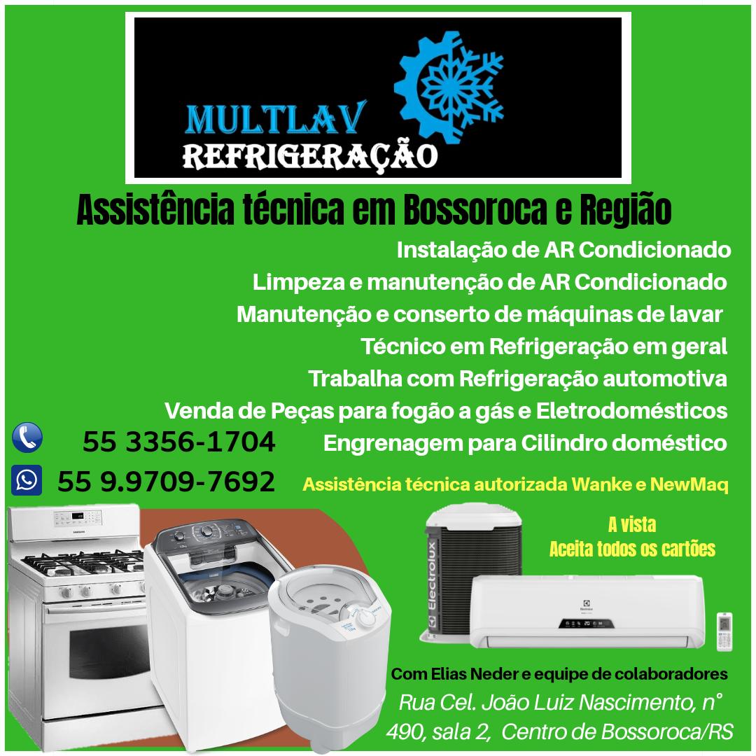 Multlav Refrigeração