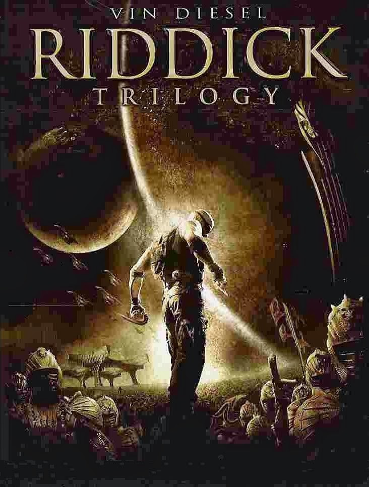 Download – Trilogia Riddick – BDRip AVI Dual Áudio + RMVB Dublado