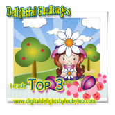 I Made Top 3 on Delightful Challenges