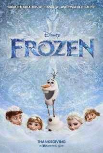Disney Frozen Let It Go Lyrics
