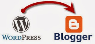How To Convert Wordpress Blog To Blogger