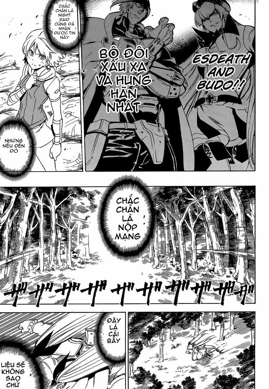 xem truyen moi - Akame ga kiru - Chapter 53