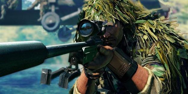 Sniper Ghost Warrior 2 como ser um Sniper