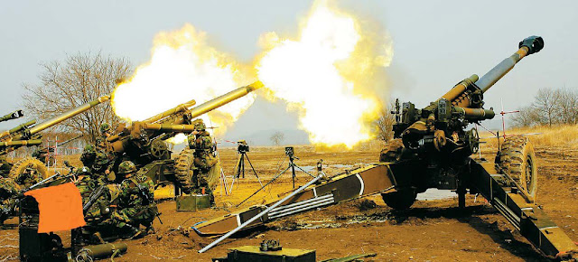 Kh-179, Artileri Negeri Ginseng Untuk TNI-AD