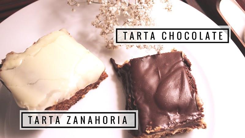 VIDEO | COCINA: TARTA DE CHOCOLATE Y TARTA DE ZANAHORIA
