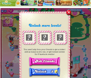 Get Tickets for Candy Crush Saga