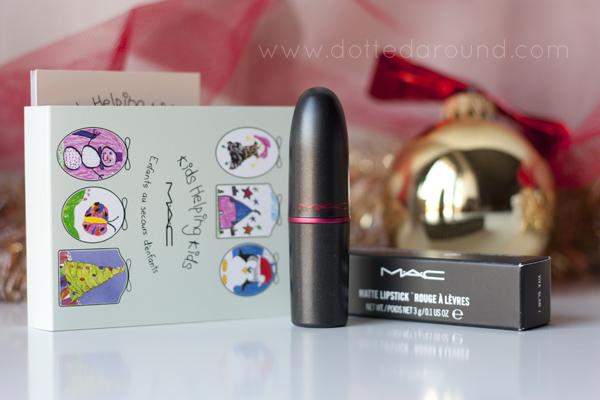 MAC Viva Glam I 1 lipstick