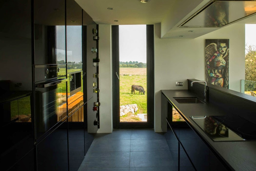 Casa rural de dise o patrick bradley architects blog - Casa rural diseno ...