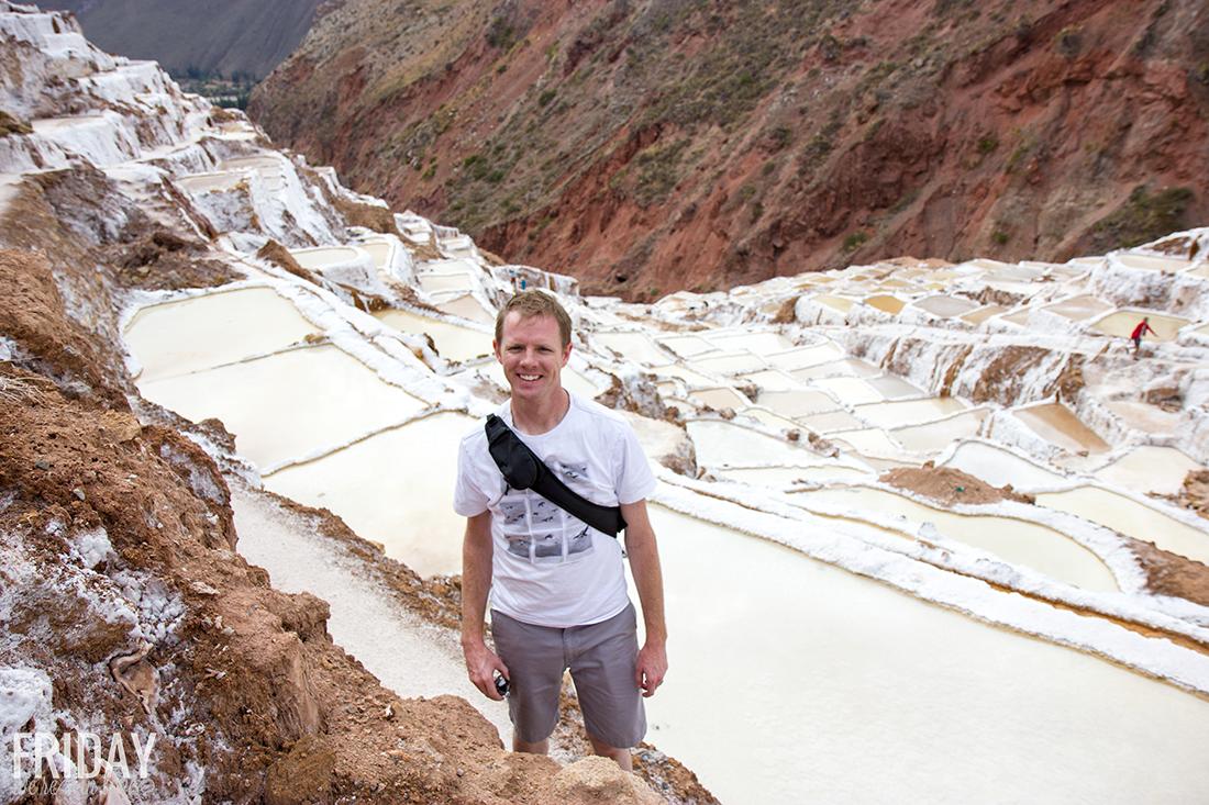 Peru: Maras Salt Ponds