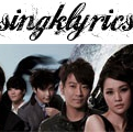 learn to sing Chinese karaoke pop videos, lyrics in Chinese and pinyin, @ singklyrics.com
