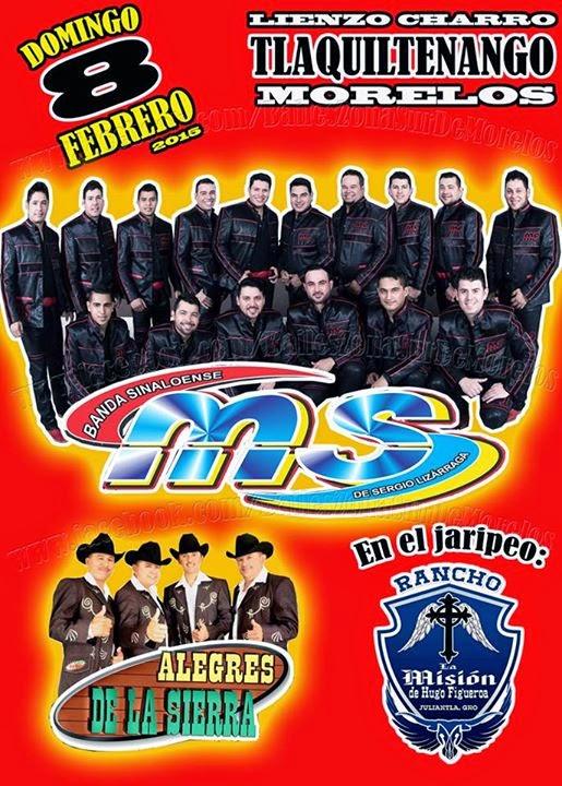 banda ms en tlaquiltenango 2015