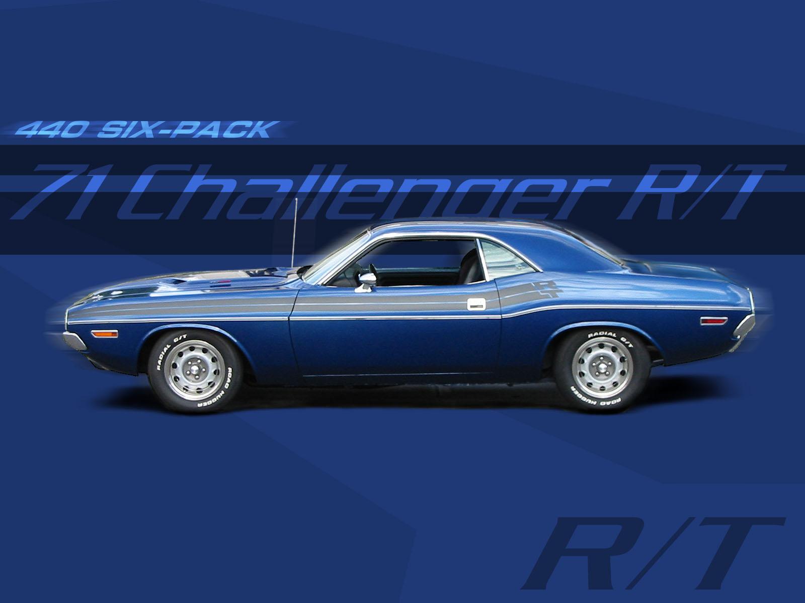 71 Challenger Restoration: Photos of 71 Challenger Resto